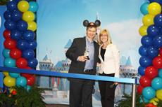 Click to view album: WestJet Inaugural Flight to Orange County