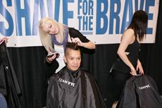 Click to view album: Shave For The Brave 2012