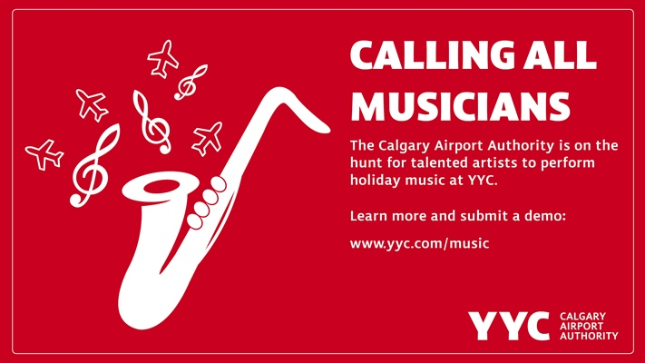 We're Launching the Holiday Music Program!