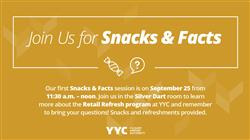 Snacks & Facts