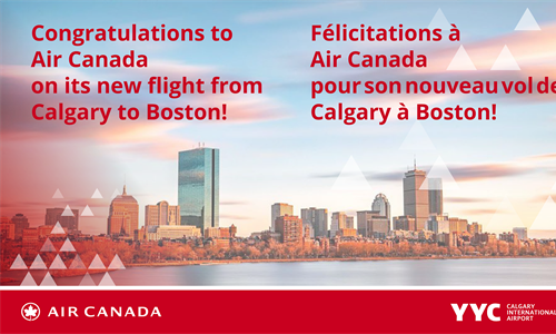 Air Canada announces new direct seasonal service to Boston