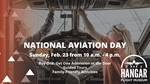 Celebrate National Aviation Day at The Hangar Flight Museum