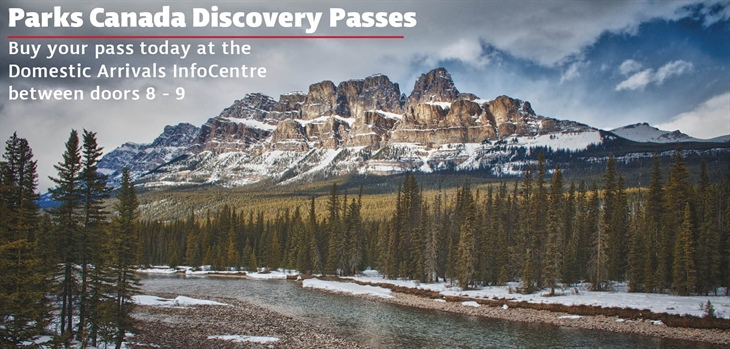 Parks Canada Discovery Passes