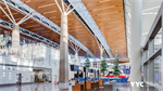 Concourse D adds domestic flights to prepare for holiday travel