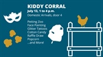 Kiddy Corral: This Friday!